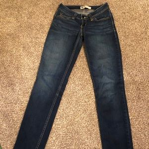 Levi's Jeans - Levi's bold curve low rise skinny jean size 25